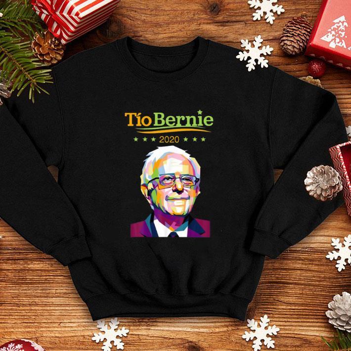 Bernie Sanders Tio Bernie 2020 Latino Hispanic Elections shirt