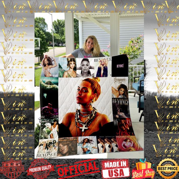 Beyonce crazy in love me myself and i Lemonade Album quilt blanket