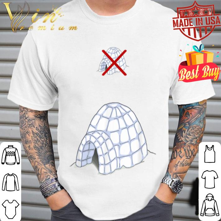 Big Igloo Boogaloo shirt