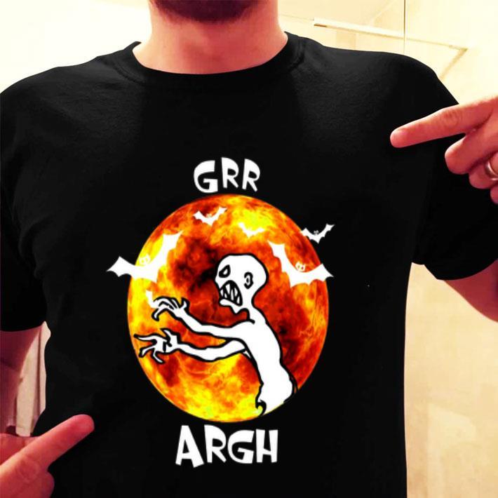 Blood Moon Mutant Enemy Grr ARGH shirt