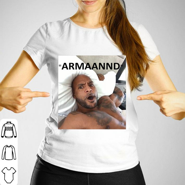 Booba vs Kaaris Armaannd shirt