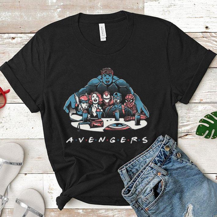 Captain America Avenfriends Avengers Endgame shirt