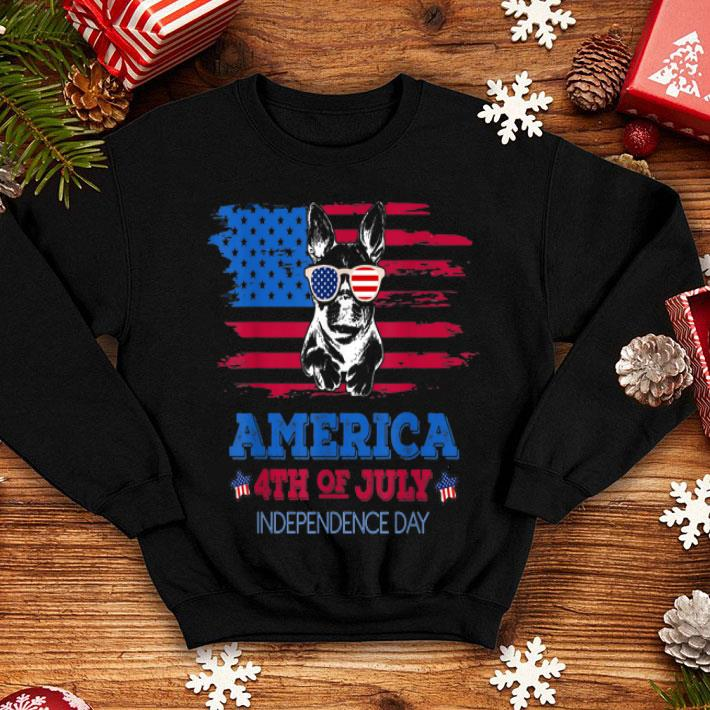 Corgi Dog America 4th Of July Independence Day shirt