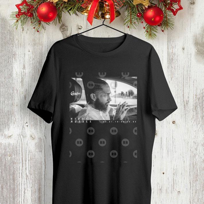 Crenshaw Nipsey Hussle Rip 1985 2019 shirt