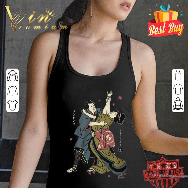 Dancing Samurai shirt