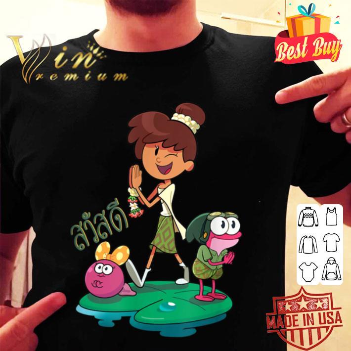 Disney Channel Amphibia Exclusive shirt