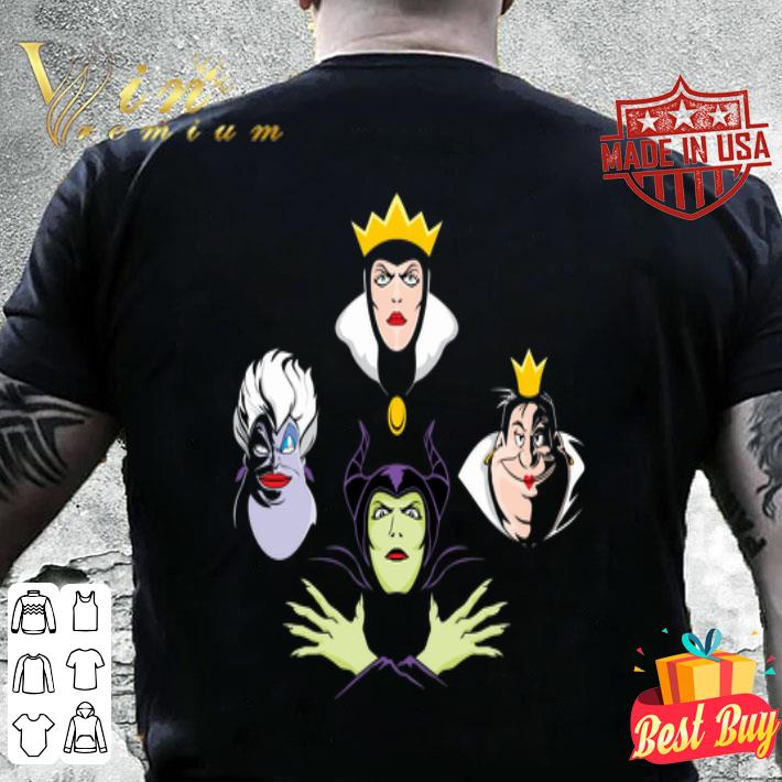 Disney Villainous Rhapsody Bohemian Queensody shirt
