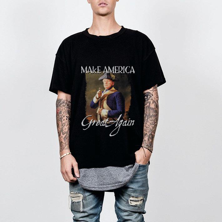 Donald Trump Make America great again shirt 2