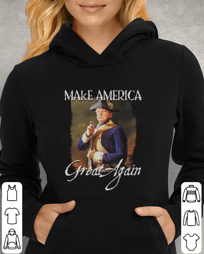 Donald Trump Make America great again shirt 3