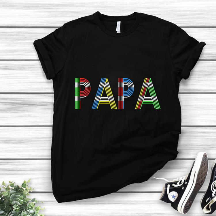 Fathers day from son daughter to father shirt