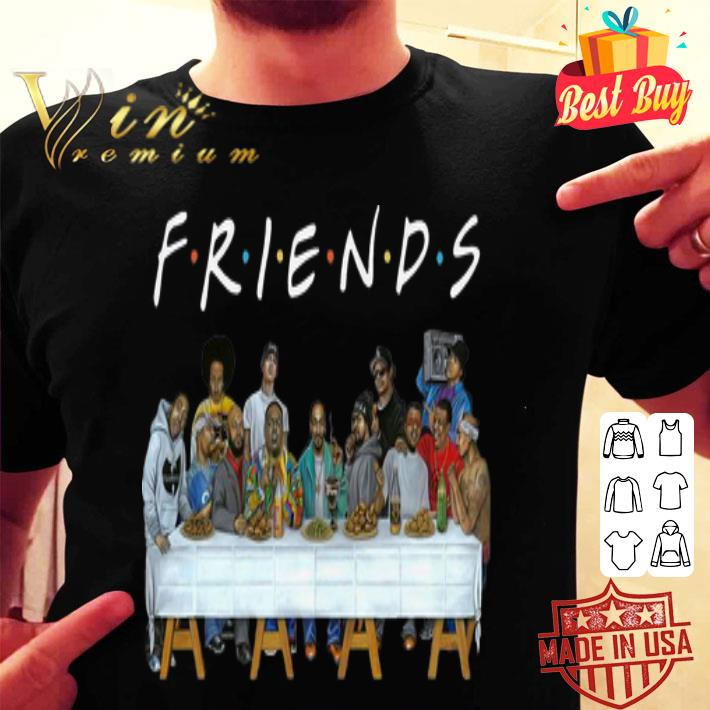 Friends American Legend rappers shirt