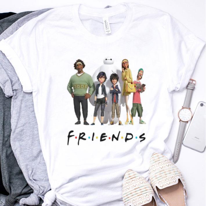 Friends Big Hero 6 shirt