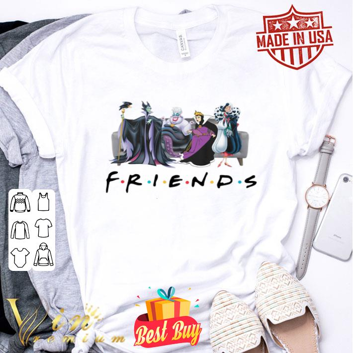 Friends Maleficent Disney Characters shirt