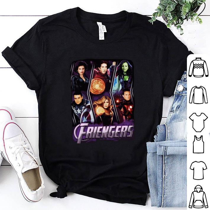Friengers Friend Marvel Avengers Endgame shirt