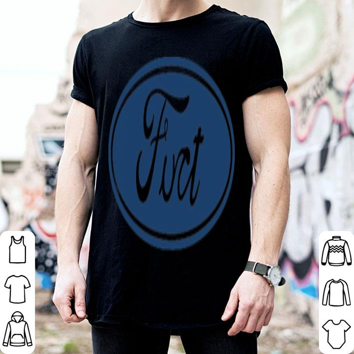 Fuct made on planet shirt