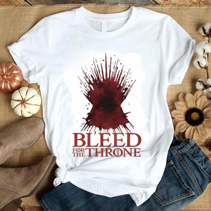 Game Of Thrones bleed for the Throne shirt