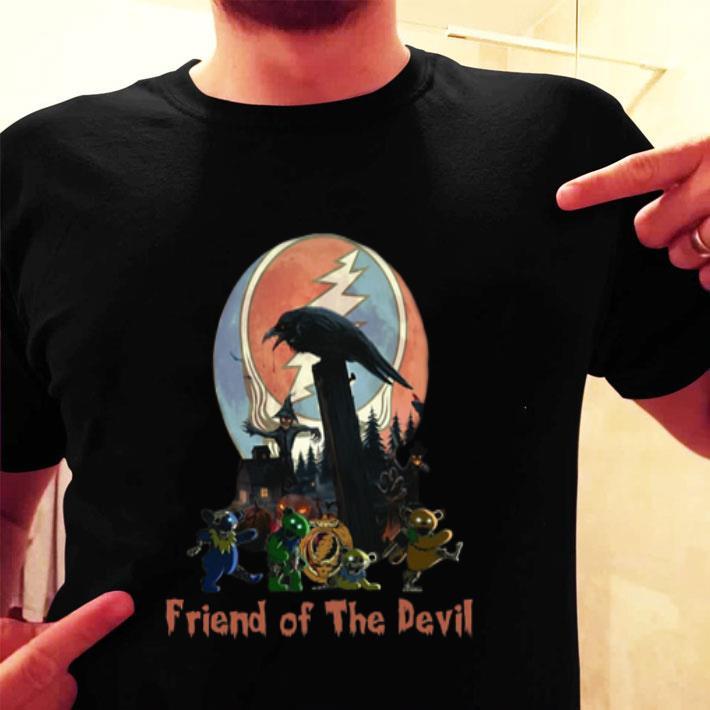 Grateful Dead Friends of The Devil shirt