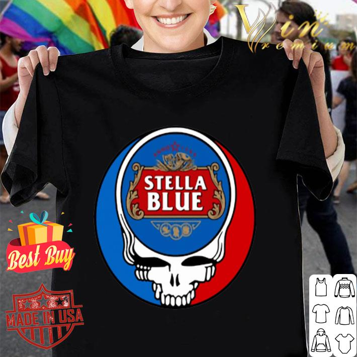 Grateful Dead Stella Blue shirt