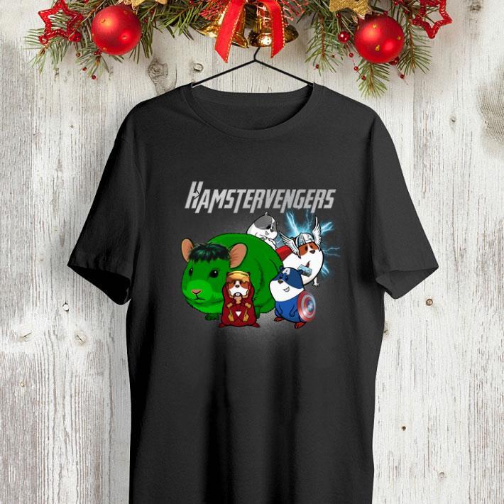 Hamster Hamstervengers Marvel Avengers Endgame shirt