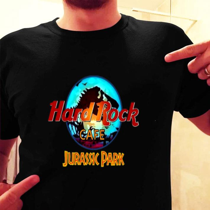 Hard Rock Cafe Jurassic Park shirt