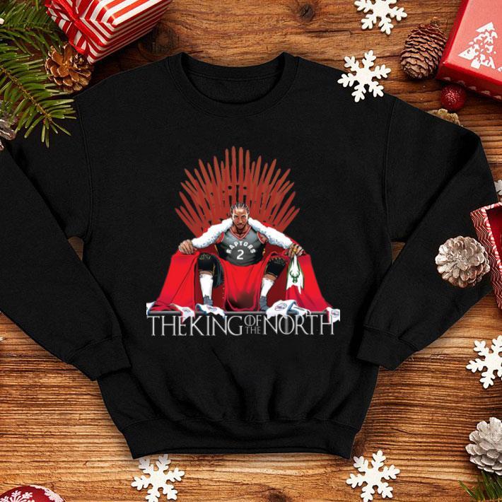 Iron Throne Kawhi Leonard Toronto Raptors The King Of The North shirt