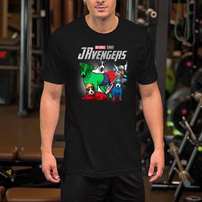Jack Russell Terrier JRvengers Marvel Avengers Endgame