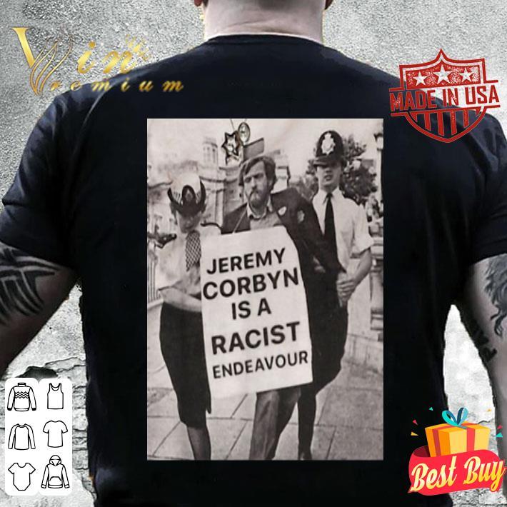 Jeremy Corbyn Is a Racist Endeavour Rachel Riley shirt