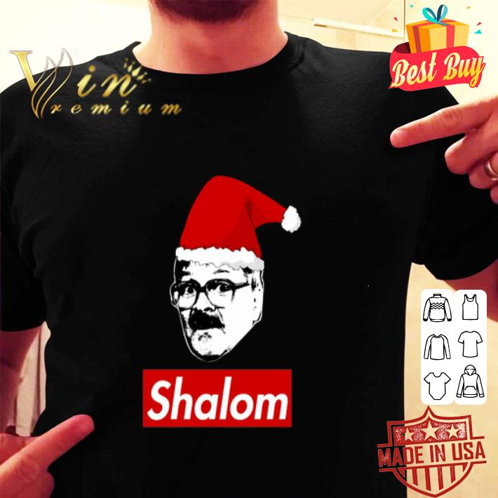 Jim Shalom Friday Night Dinner Christmas shirt