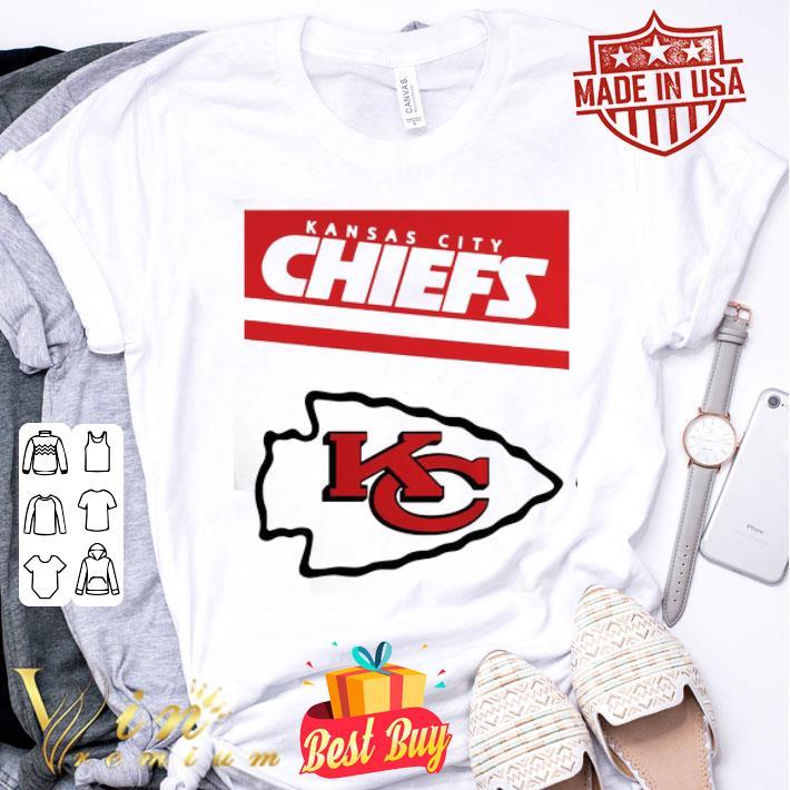 Kansas City Chiefs Logo Champions shirt