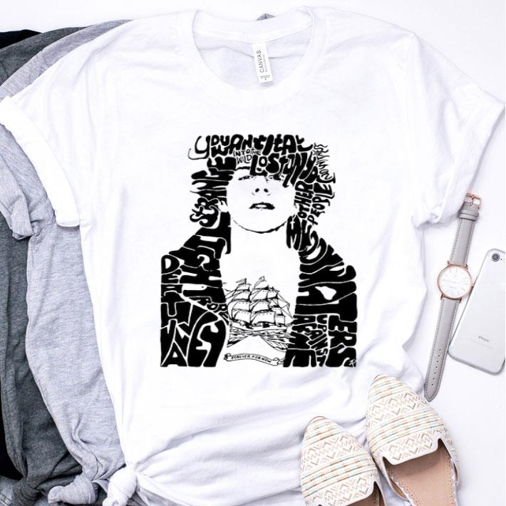 LP Lost on You by Paul Attwood shirt