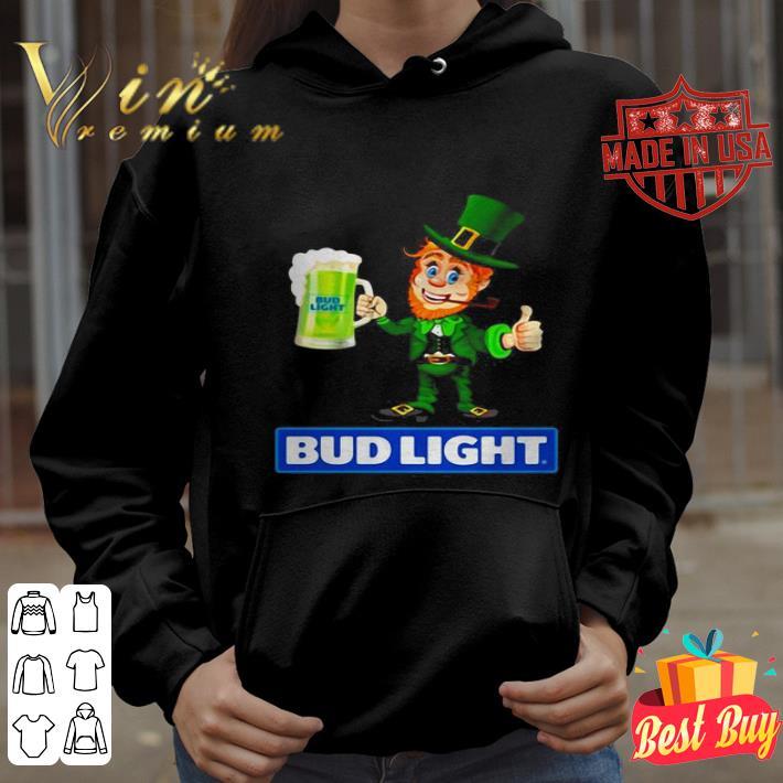Leprechaun drink Bud Light beer shirt