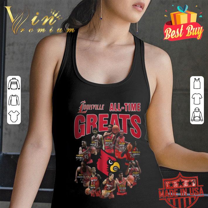 Louisville Slugger All-time Greats Baseball Logo shirt