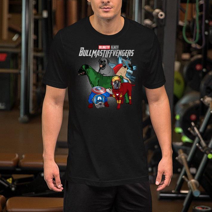 Marvel Avengers Endgame Bullmastiff Bullmastiffvengers shirt