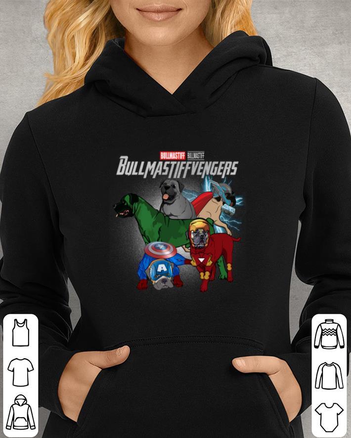 Marvel Avengers Endgame Bullmastiff Bullmastiffvengers shirt 3
