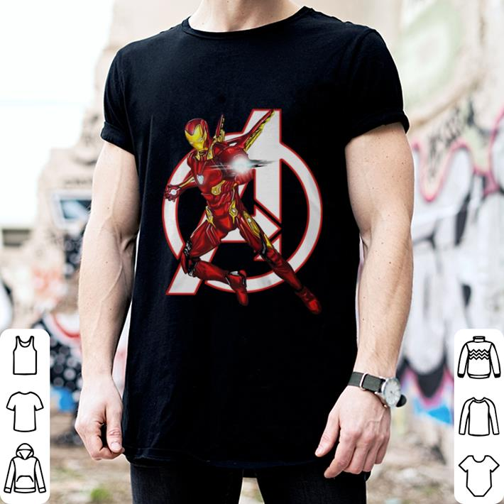 Marvel Avengers Endgame Iron Man shirt