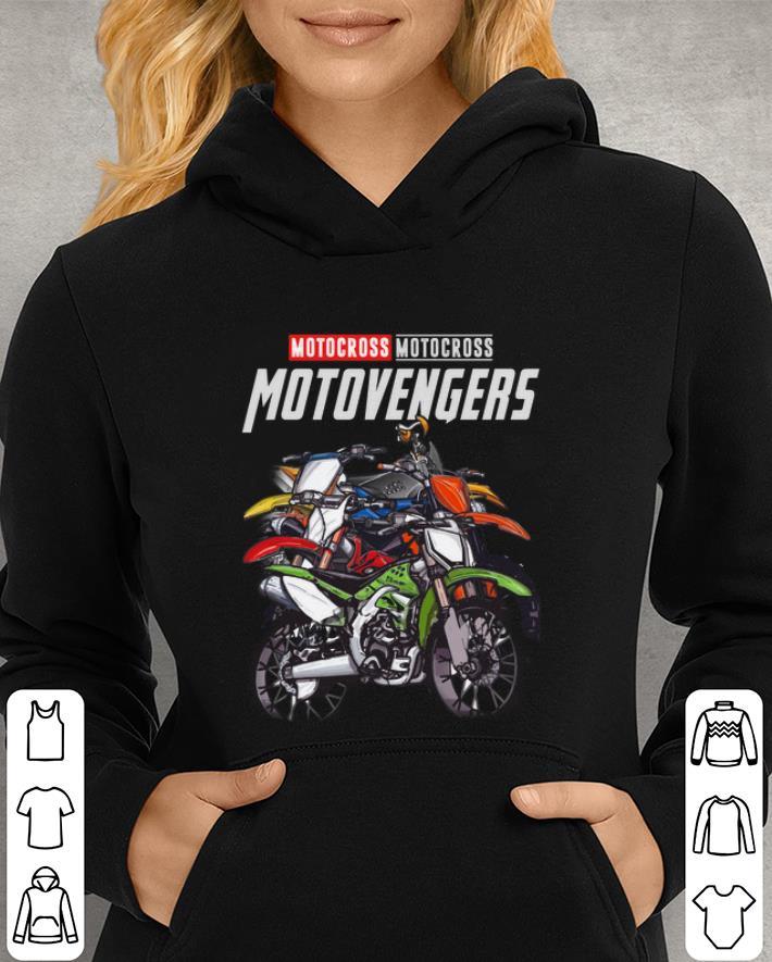 Marvel Avengers Endgame Motocross Motovengers shirt 3