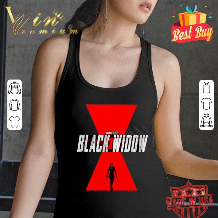 Marvel Black Widow Starring Scarlett Johansson shirt