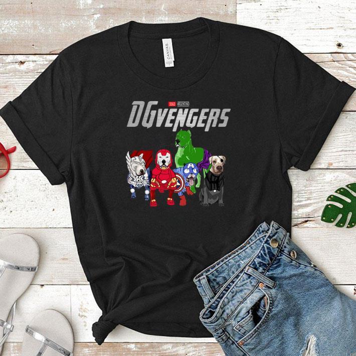 Marvel AMvengers Avengers Endgame Alaskan Malamute shirt 6