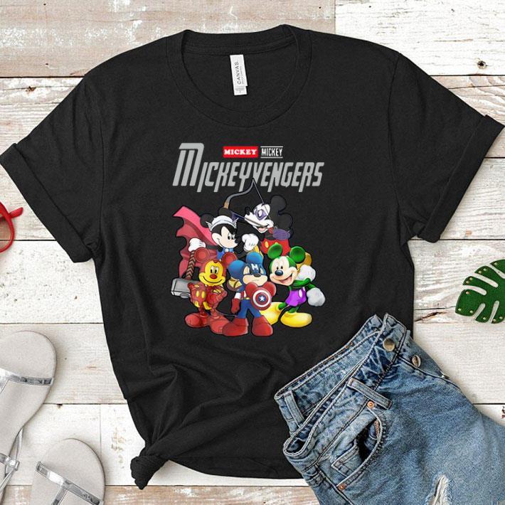 Marvel Mickeyvengers Avengers Endgame Mickey shirt