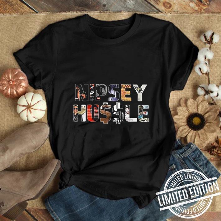 Merchion Rip Nipsey Hussle 1985-2019 shirt
