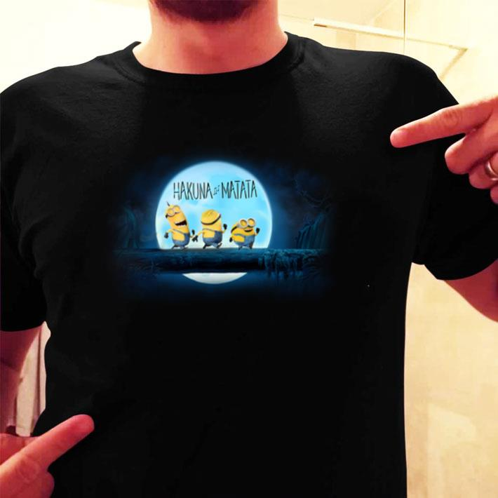 Minions Hakuna Matata shirt