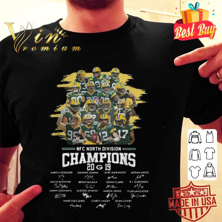 green bay packers championship shirt