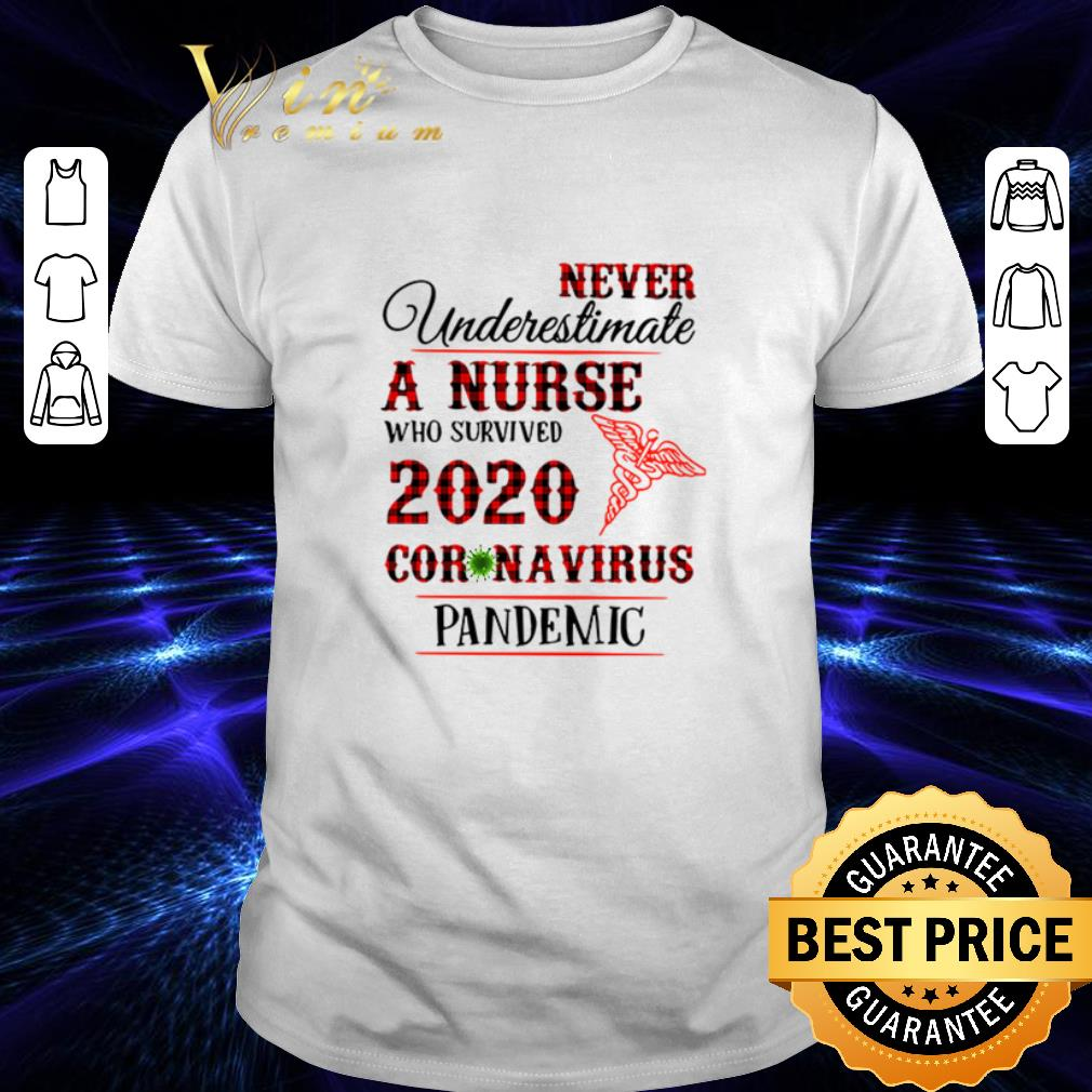 Never underestimate A Medical Assistant who survived 2020 coronavirus pandemic shirt 6