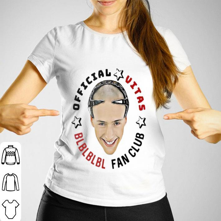 Official Vitas blblblbl fan club shirt