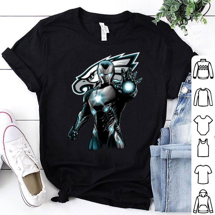 Philadelphia Eagles Iron Man shirt