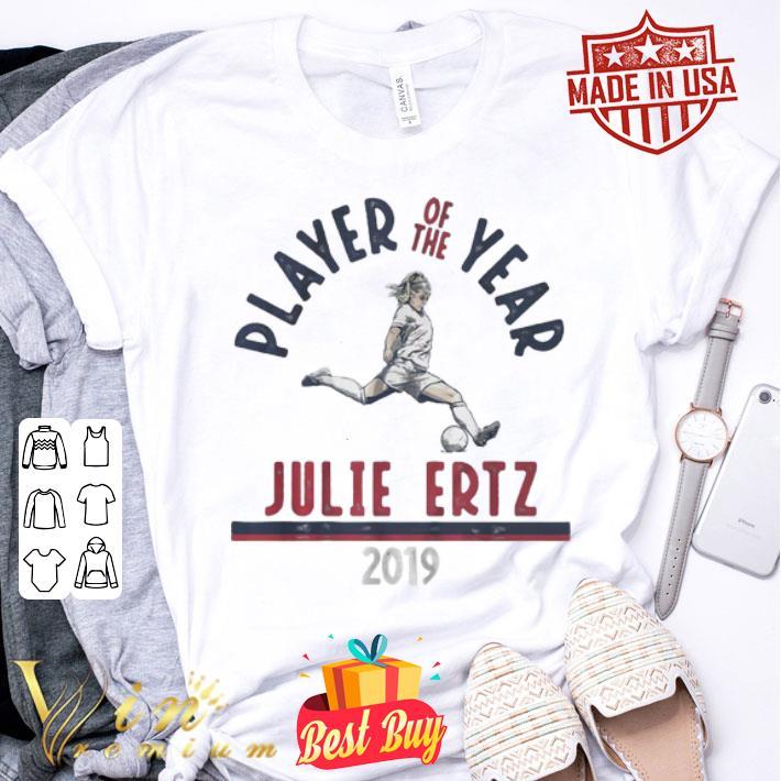 Player Of The Year Julie Ertz 2019 U.S. Soccer Female shirt