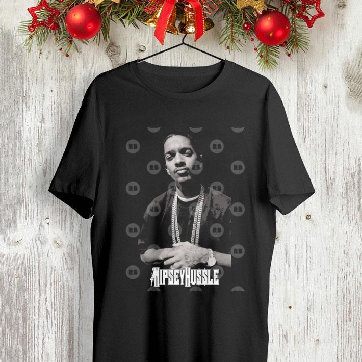 Pray Legend Rapper Rip Nipsey Hussle Crenshaw TMC shirt