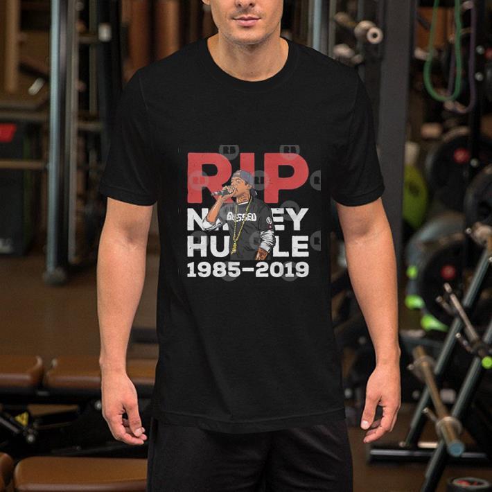RIP Crenshaw Nipsey Hussle Too Nice Brother Mangap shirt 2
