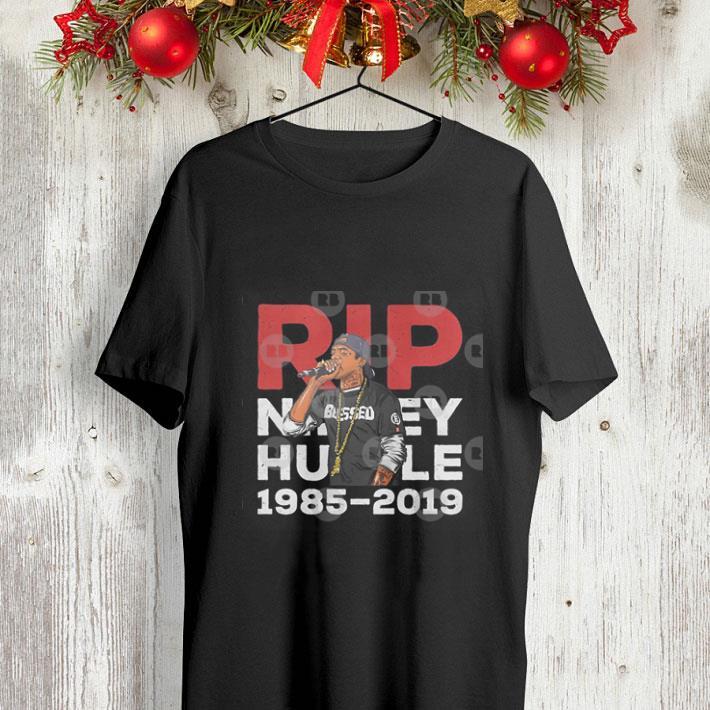 RIP Crenshaw Nipsey Hussle Too Nice Brother Mangap shirt
