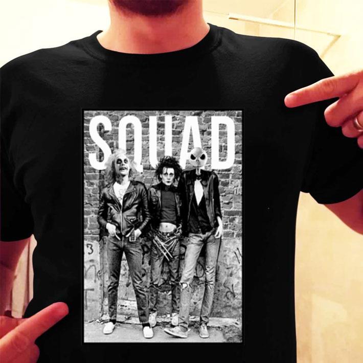 Ramones squad halloween shirt